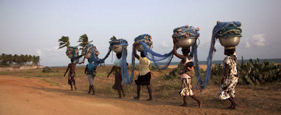 Voodoo in Benin von Ann Christine Woehrl
