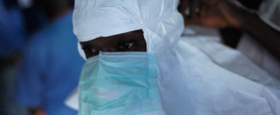 Ebola/Carl Gierstorfer